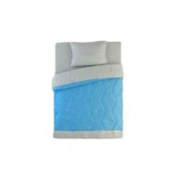 фото Комплект Dormeo Trend Set. 1-спальный. Цвет: синий, серый