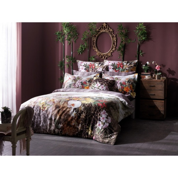 фото Комплект постельного белья Tac Exotic Paradise. 2-спальный