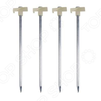 Набор колышков светящихся AceCamp 2795 набор крючков светящихся к растяжкам acecamp 9106