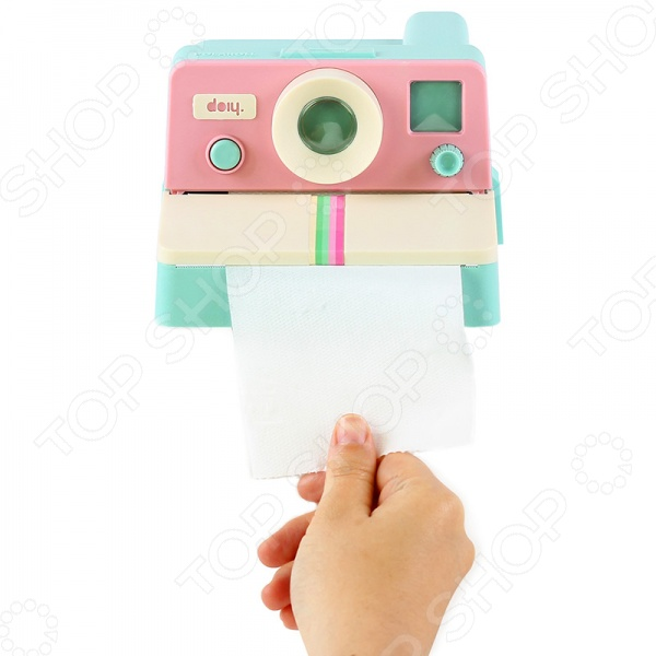 фото Держатель для туалетной бумаги Doiy Polaroll, Держатели для ванной комнаты и туалета