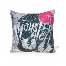 фото Подушка декоративная Monster High «Школа»