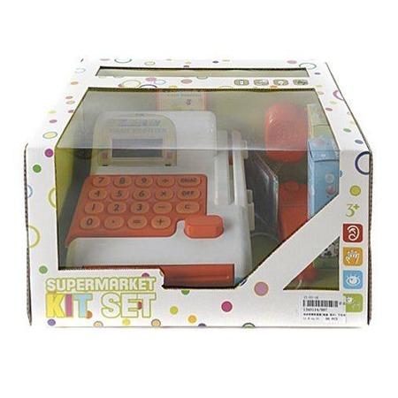 Купить Касса игрушечная Shantou Gepai «Супермаркет» 997