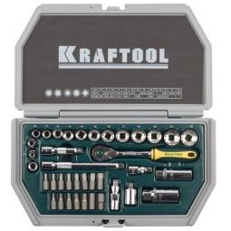 фото Набор торцевых головок Kraftool Industrie Qualitat 27973-H38-1