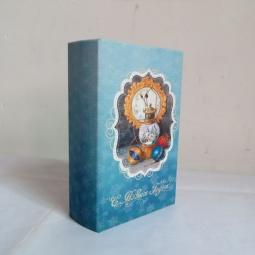 фото Шкатулка декоративная Феникс-Презент 38474 «Новогодняя лампа»