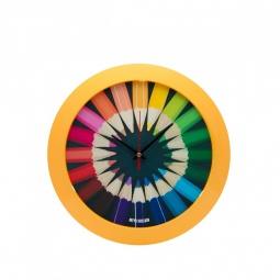 Купить Часы настенные Mitya Veselkov «Карандаши»