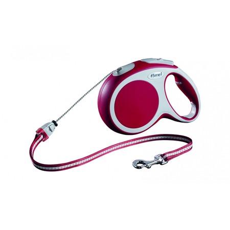 Купить Поводок-рулетка Flexi VARIO M. Цвет: красный