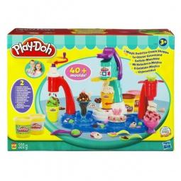 фото Набор пластилина Play-Doh Фабрика мороженого