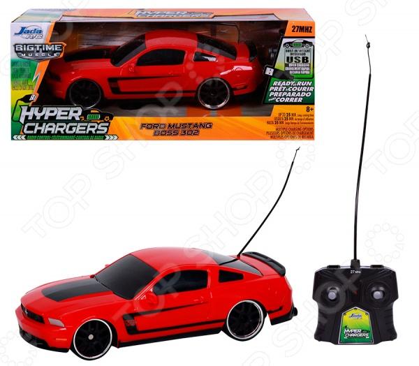 ���������� �� ��������������� 1:16 Jada Toys Ford Mustang Boss 302 2012