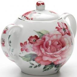 Купить Сахарница Loraine LR-24605 «Роза»