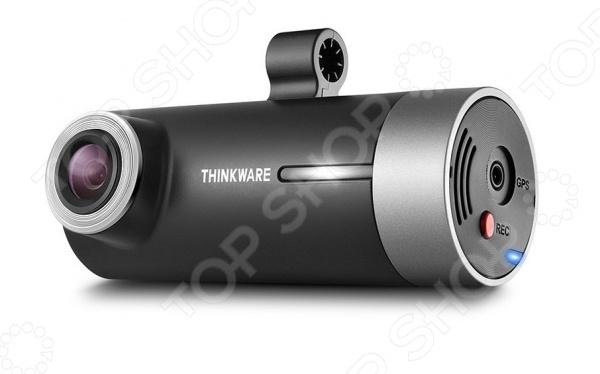 Видеорегистратор THINKWARE Dash Cam H50Видеорегистраторы<br>Видеорегистратор THINKWARE Dash Cam H50 надежная, современная система регистрации для вашего автомобиля. С таким практичным устройством отслеживать ситуацию на дороге станет ещё проще! Автомобильный регистратор имеет оригинальную конструкцию корпуса и позволяет снимать видео высокого качества даже в ночное время. Объектив захватывает картинку шириной 120 . Мощный процессор модели Cortex-A5 обеспечивает стабильную и непрерывную работу видеорегистратора. Данная модель способна записывать яркий и четкий видео ряд, который фиксирует самые важные и главные детали любого происшествия. Регистратор оснащен активной системой отслеживания ударов в виде трехосевого акселерометра. Встроенный датчик удара реагирует на воздействие и записывает инцидент в защищенную папку на карте памяти видеорегистратора. Для защиты авто в режиме парковки предусмотрен датчик движения. Данная модель имеет простой и интуитивно понятный интерфейс, который позволяет водителю легко управлять настройками регистратора. Автоматическое переключение режимов записи обеспечивает наилучшее наблюдение за дорогой в любых условиях.<br>