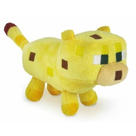 Купить Мягкая игрушка Minecraft «Детеныш Оцелота»