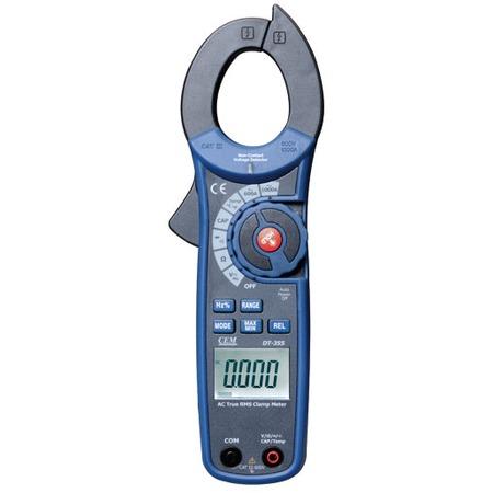 Купить Клещи токовые измерительные СЕМ DT-3351