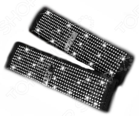 Накладки на ремень безопасности VIP AF04 купить хромированные накладки на ручки к гэлакси