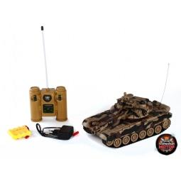 фото Танк на радиоуправлении Пламенный Мотор Т-90 (Россия)
