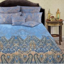 фото Комплект постельного белья Романтика 271435 «Махидевран». 1,5-спальный