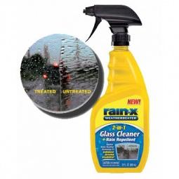 фото Очиститель для автомобильных стекол Rain-X Антидождь