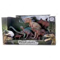 фото Набор игровой для мальчика HGL «Мегазавры» SV10611. В ассортименте