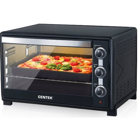 Купить Мини-печь Centek CT-1533-62 Black