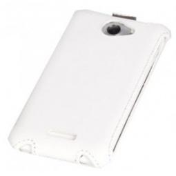 фото Чехол и защитная пленка для HTC 8X Yoobao Protective Case. Цвет: белый