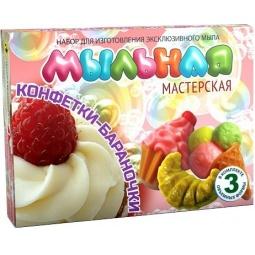 фото Набор для изготовления мыла Инновации для детей «Мыльная Мастерская. Конфетки-Бараночки» 745