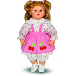 фото Кукла интерактивная Весна «Дашенька»