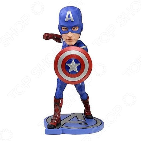 Игрушка-фигурка Neca Капитан Америка фигурки игрушки neca фигурка planet of the apes 7 series 1 cornelius