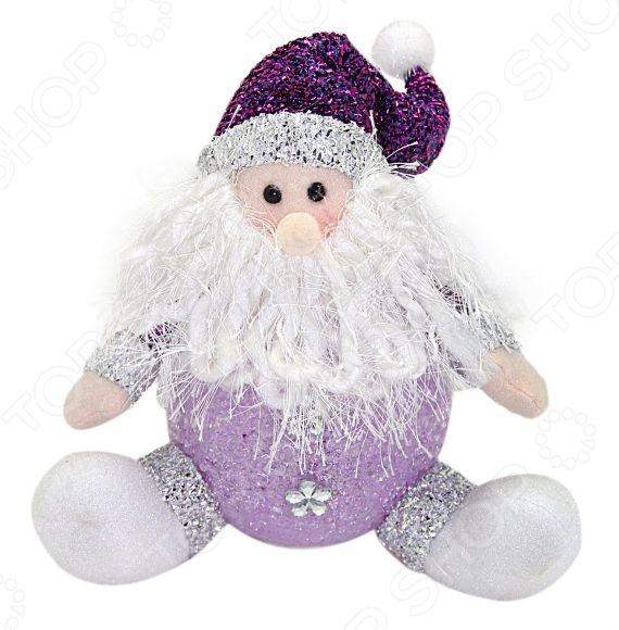 Светильник декоративный Новогодняя сказка «Дед Мороз» 949185 игровые фигурки новогодняя сказка кукла дед мороз сидячий 43 см