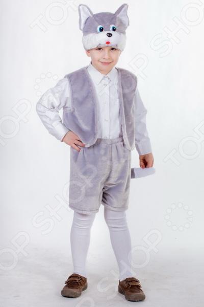 Костюм карнавальный для мальчика Карнавалия «Котенок»Маскарадные костюмы для мальчиков<br>Костюм карнавальный для мальчика Карнавалия Котенок подарит ребенку ощущение настоящего перевоплощения, перенося мальчика в новый, еще неизведанный сказочный мир. Облачившись в необычного героя, ребенок получает возможность почувствовать себя в совершенно другой роли. Подобные перевоплощения очень полезны для детского развития, они помогают освоить коммуникативные навыки, стать более общительным и уверенным в себе.<br>