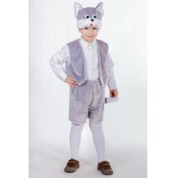 фото Костюм карнавальный для мальчика Карнавалия «Котенок»