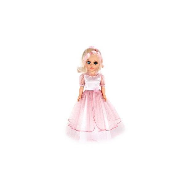 фото Кукла интерактивная Весна «Анастасия. Розовая нежность»