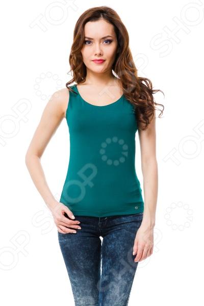 Майка Mondigo 335. Цвет: темно-зеленый
