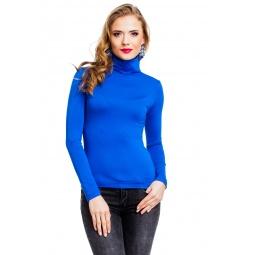 фото Водолазка Mondigo 046. Цвет: синий. Размер одежды: 46