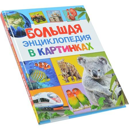 Купить Большая энциклопедия в картинках