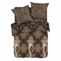 фото Комплект постельного белья Живая планета «Пятнистый леопард». Семейный