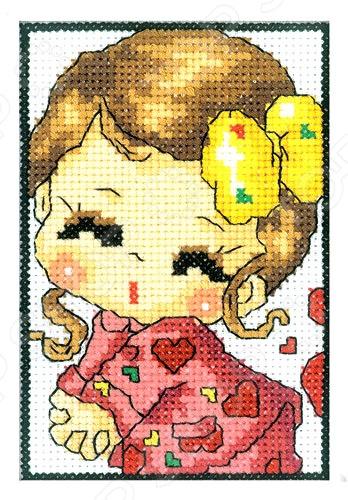 Набор для вышивания крестиком RTO «Юная Джульетта»