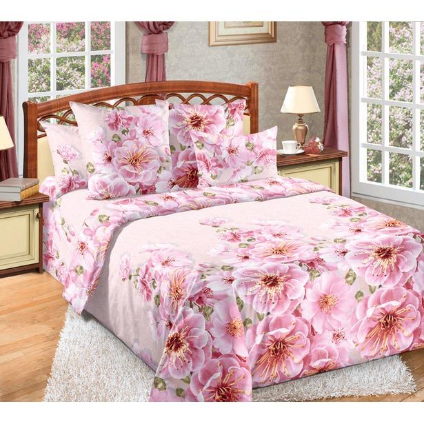 фото Комплект постельного белья Королевское Искушение «Миндаль». 2-спальный. Размер простыни: 160х200 см