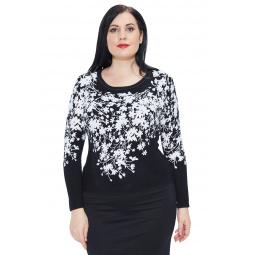 Купить Джемпер Milana Style «Флора»