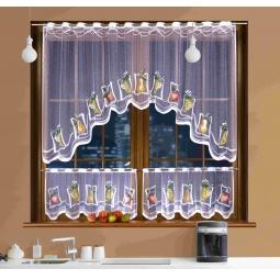 Комплект штор на кухню Wisan 3340