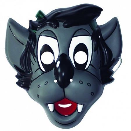 Купить Маска детская Росмэн «Волк. Ну, погоди!»