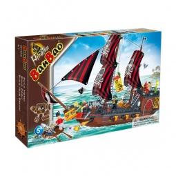 фото Конструктор Banbao Непобедимый корабль пиратов, 850 деталей