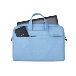 фото Сумка для ноутбука Asus EOS Shoulder Bag 12. Цвет: голубой