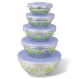 Купить Набор салатников Irit «Летние цветы»