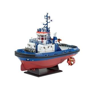 Купить Сборная модель портового буксира Revell «Fairplay I, III, X, XIV»