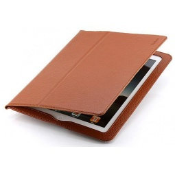 фото Чехол для iPad2/ iPad3 Yoobao Executive Leather Case. Цвет: коричневый