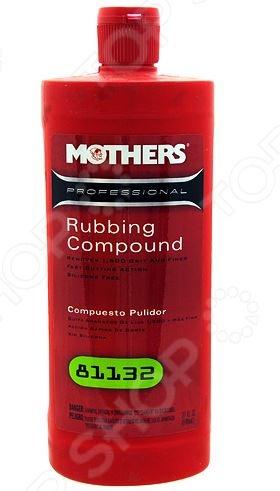 Полироль-паста тонкоабразивная Mothers MS81132 Professional Mothers - артикул: 487659
