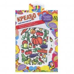 фото Наклейки для керамики Креатто «Овощи и фрукты». В ассортименте