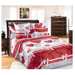 Купить Комплект постельного белья Королевское Искушение «Комплимент». Евро