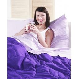фото Комплект Dormeo Bed Set Trend. Размерность: 2-спальное. Цвет: фиолетовый
