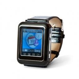 фото Часы-мобильный телефон Watchtech V4 черные