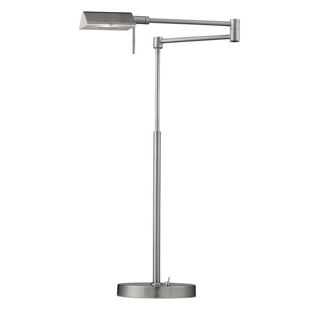 фото Настольная лампа офисная Arte Lamp Wizard A5665LT-1SS